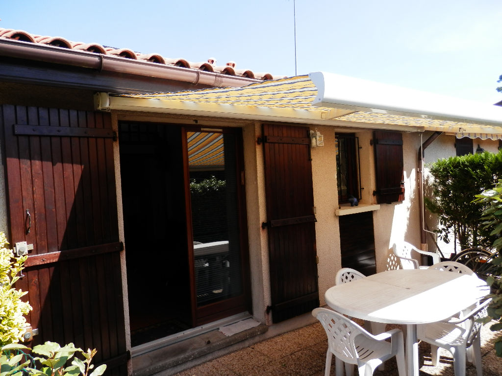Villa patio port CAPBRETON, limite HOSSEGOR