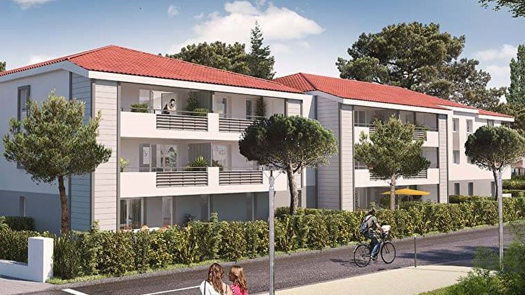 Appartement T3  - 60m² - Labenne