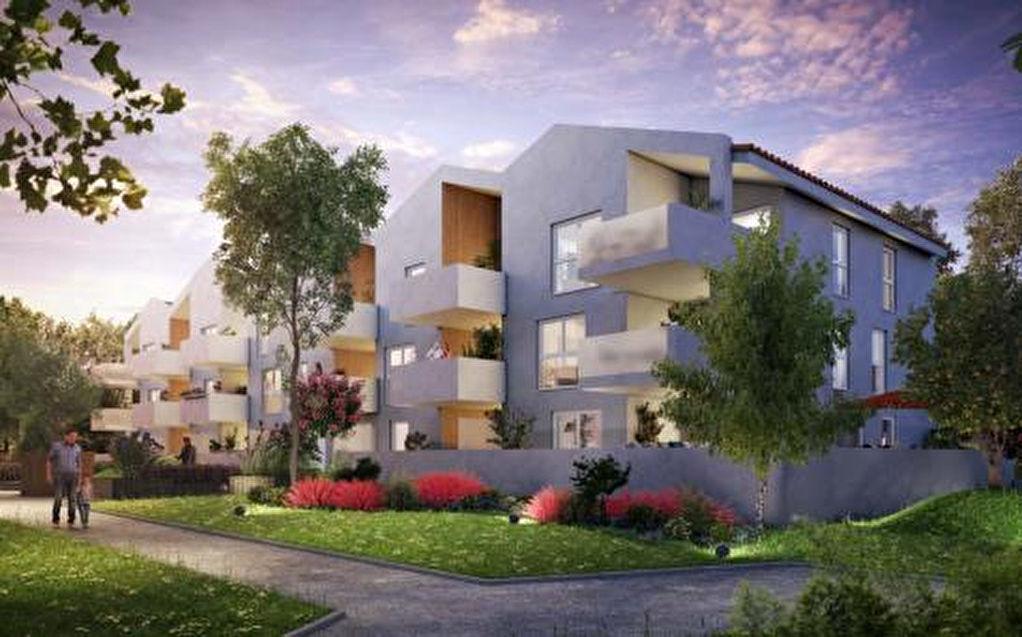 Appartement T3  - 64m² - Ondres