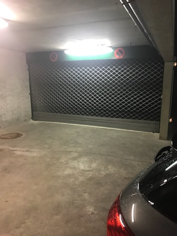 2 emplacements de parkings en sous sol