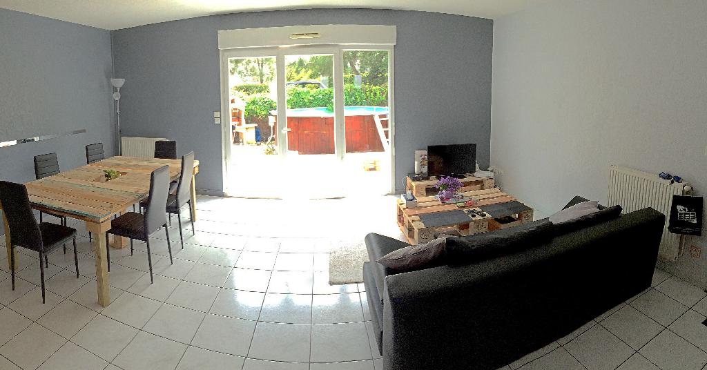 Maison , jardin, garage, CAPBRETON