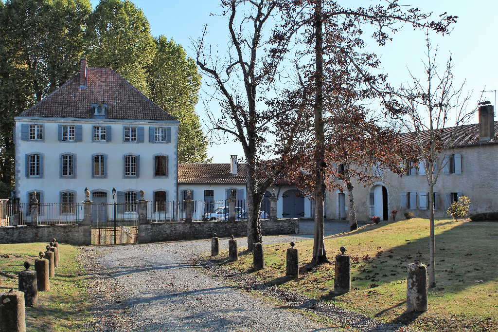 Chateau sud de Dax 1500 m2 habitable
